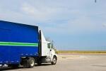 משאית הובלה בדרכים