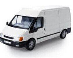 משאית של חברת הובלה